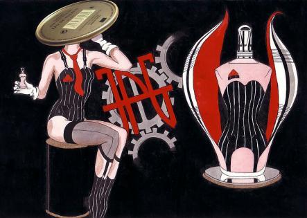 Jean-Paul Gaultier Flacon Classique Madame