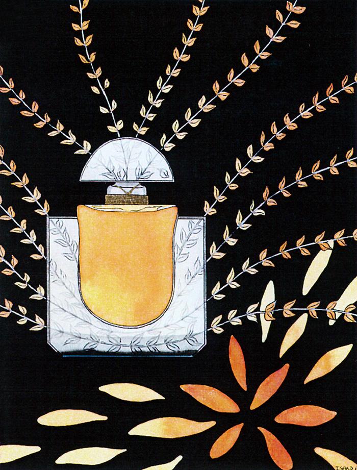 Lalique-Flacon