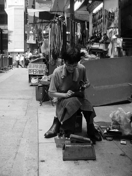 CHINE : Hong Kong