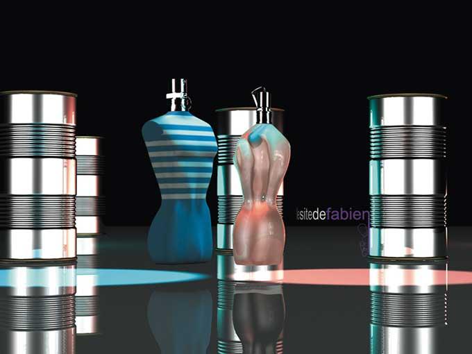 Parfums Jean-Paul Gaultier 3D