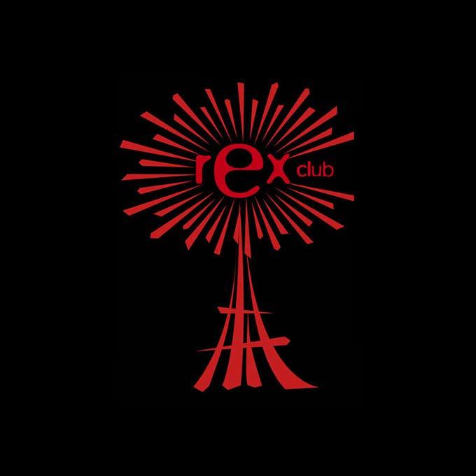 "LOGOS""REX Club""PARIS"