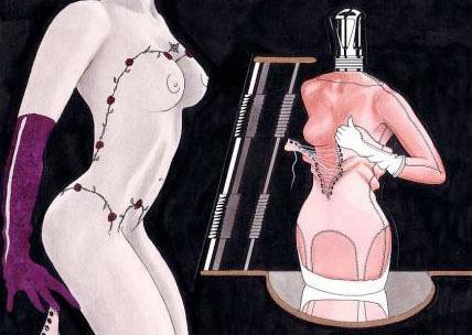 """PAS SI CLASSIQUE"" Jean-Paul Gaultier"